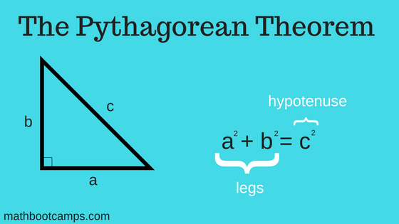pythagorean theorem formula An important part of geometry is knowing how to measure shapes the  pythagorean theorem is used in the measurement of triangles in this lesson.